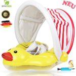 zum Angebot Baby Schwimmring EDWEKIN® mit Sonnendach