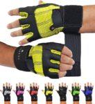 zum Angebot Fitnesshandschuhe Leder BLACKROX V3 Boston