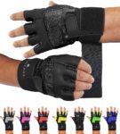 Blackrox Fitness Handschuhe Leder Boston V3