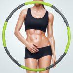 zum Angebot Hula Hoop Reifen HOSPAOP Fitness Gewichtsreduktion