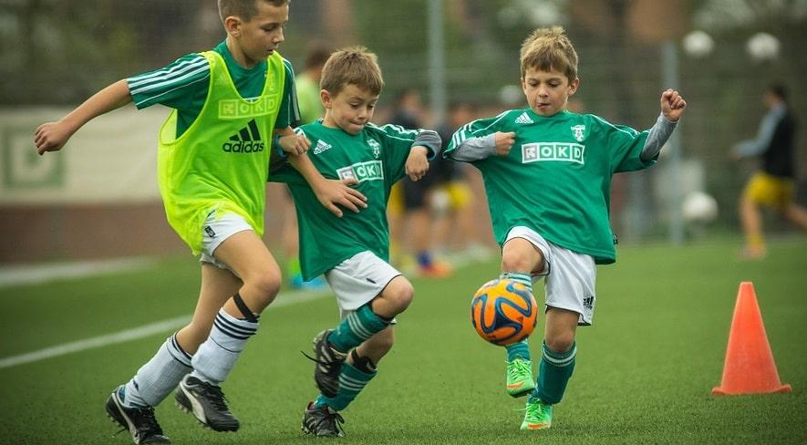 Fußball Trainingsgürtel