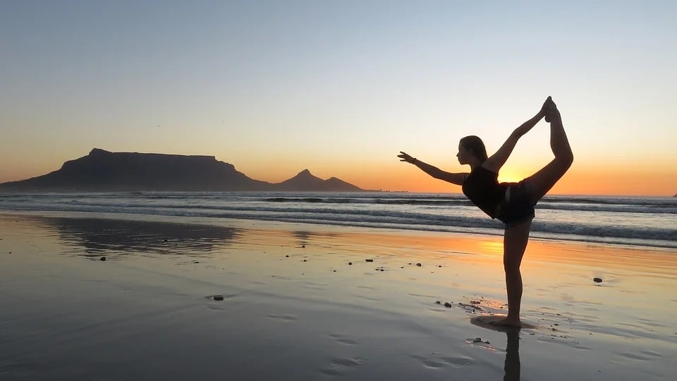 Yogahandtuch