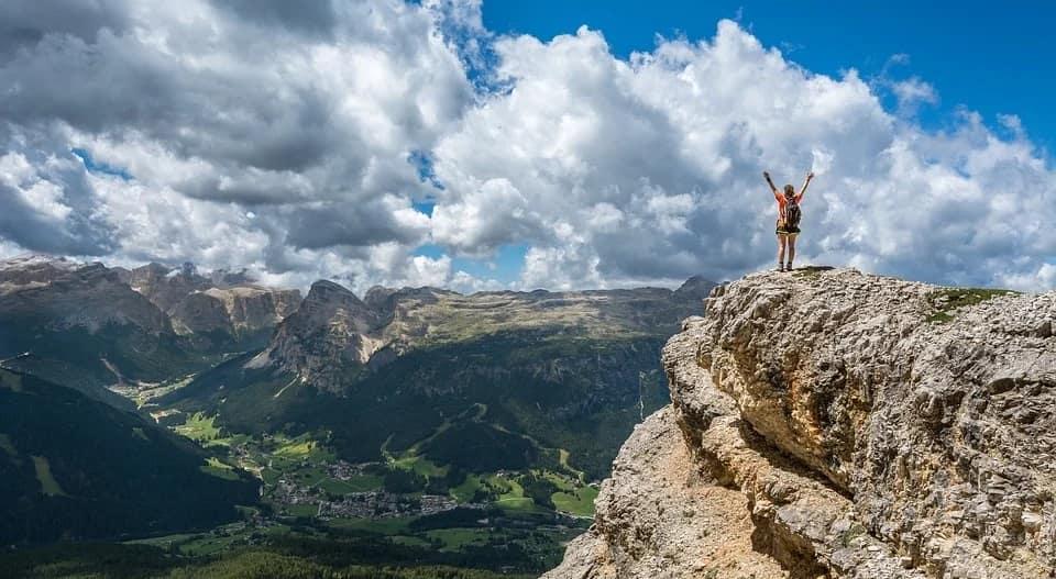 Bergschuhe
