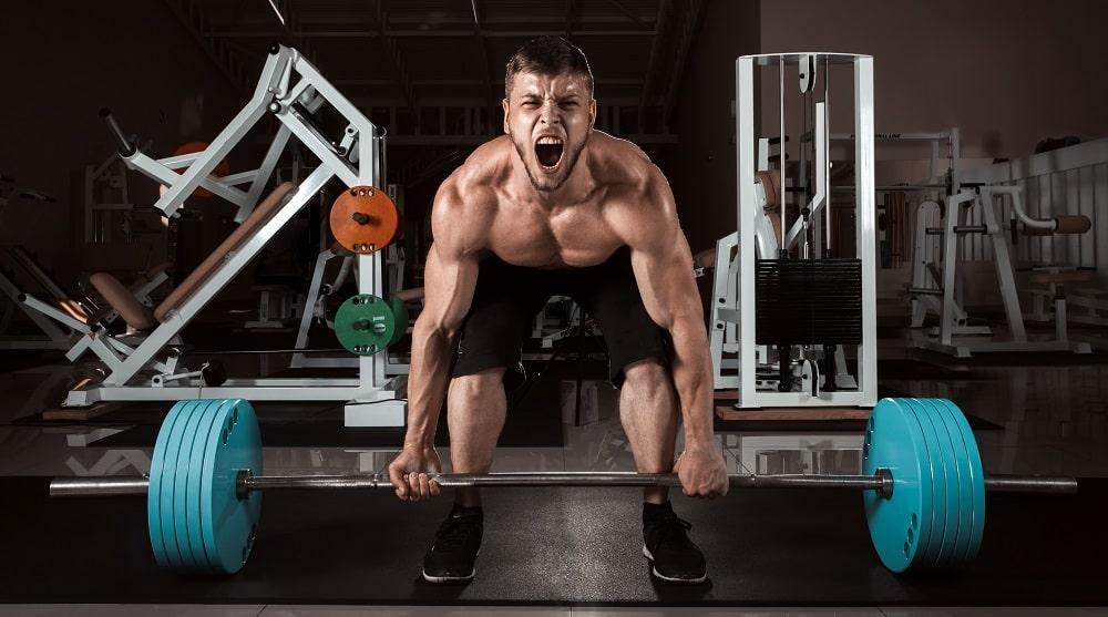 Bodenschutzmatte Fitness