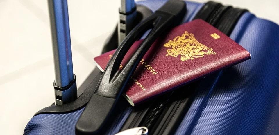 Reisepasshülle