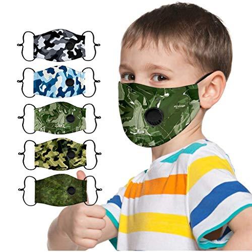 Mundschutz Kinder Skang