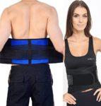 zum Angebot Rückenbandage AOFETIE Verstellbar Neopren