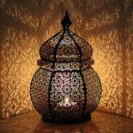 zum Angebot Orientalisches Windlicht albena shop Metall