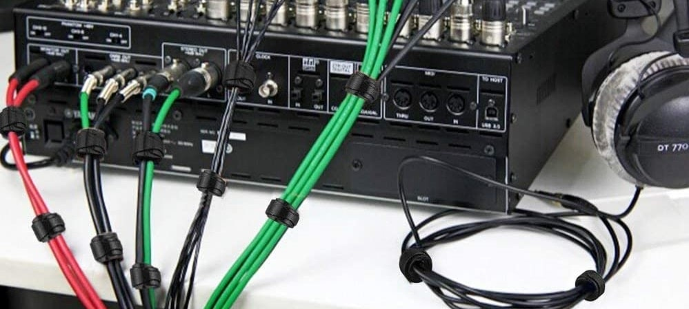 Klett Kabelbinder