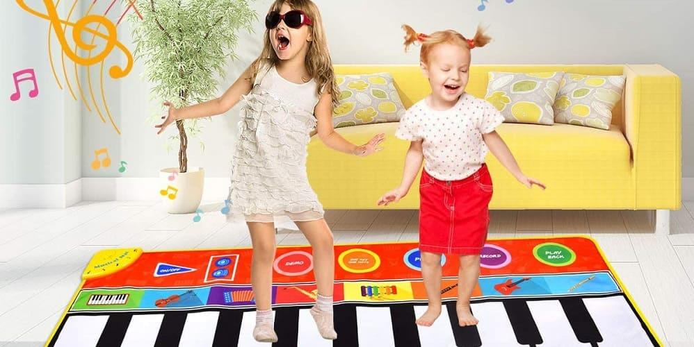 Kinder Musikmatte