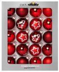 zum Angebot Weihnachtskugeln KREBS & SOHN 20er Set Glas