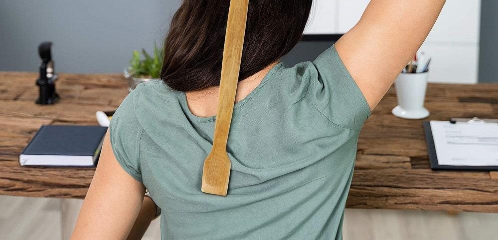 Rückenkratzer