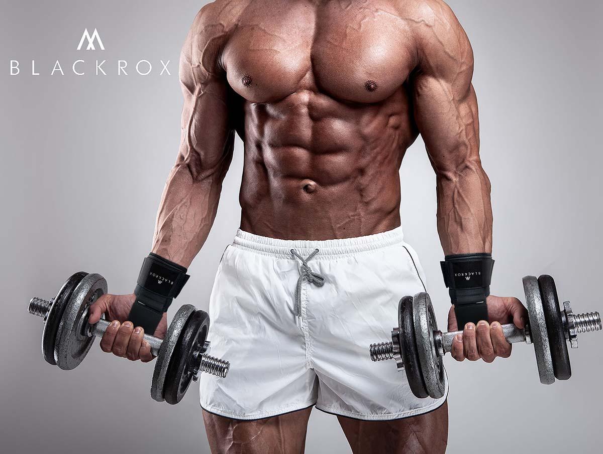 C.P Krafttraining Fitness Bodybuilding Gym Crossfit Gewichtheben Powerlifting Sport Kraftdreikampf f/ür M/änner /& Frauen Sports Zughilfen Zughaken Klimmzughaken gepolstert