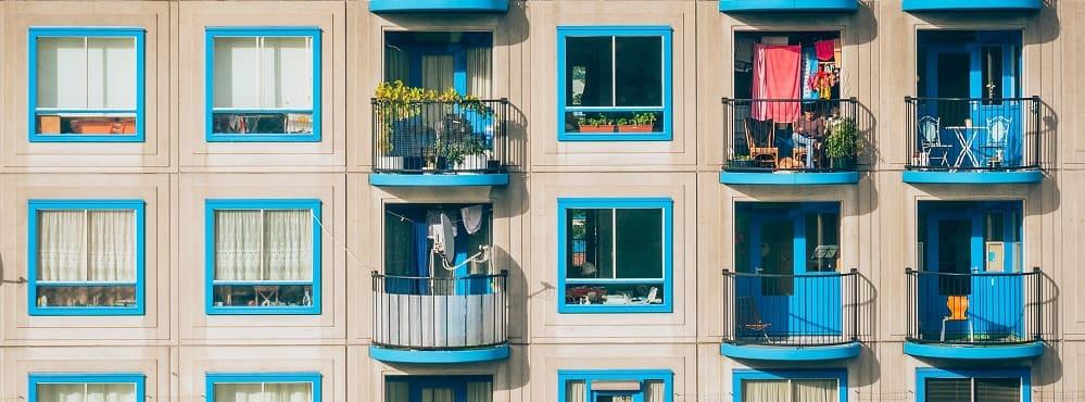 Balkonhängetisch