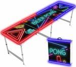 zum Angebot Bier Pong Tisch Original Cup Mit LED
