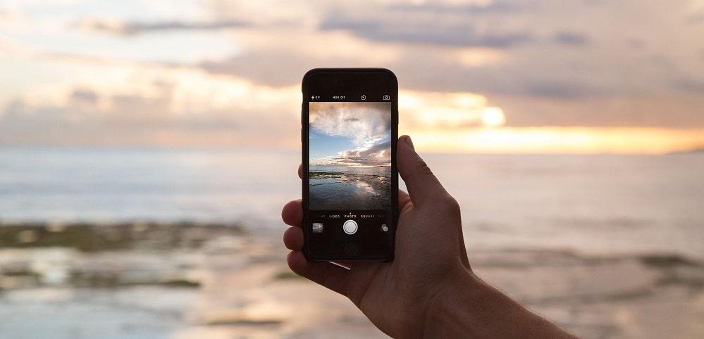 iPhone 12 pro Hülle Leder
