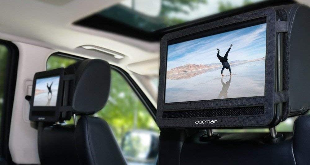 Auto DVD Player