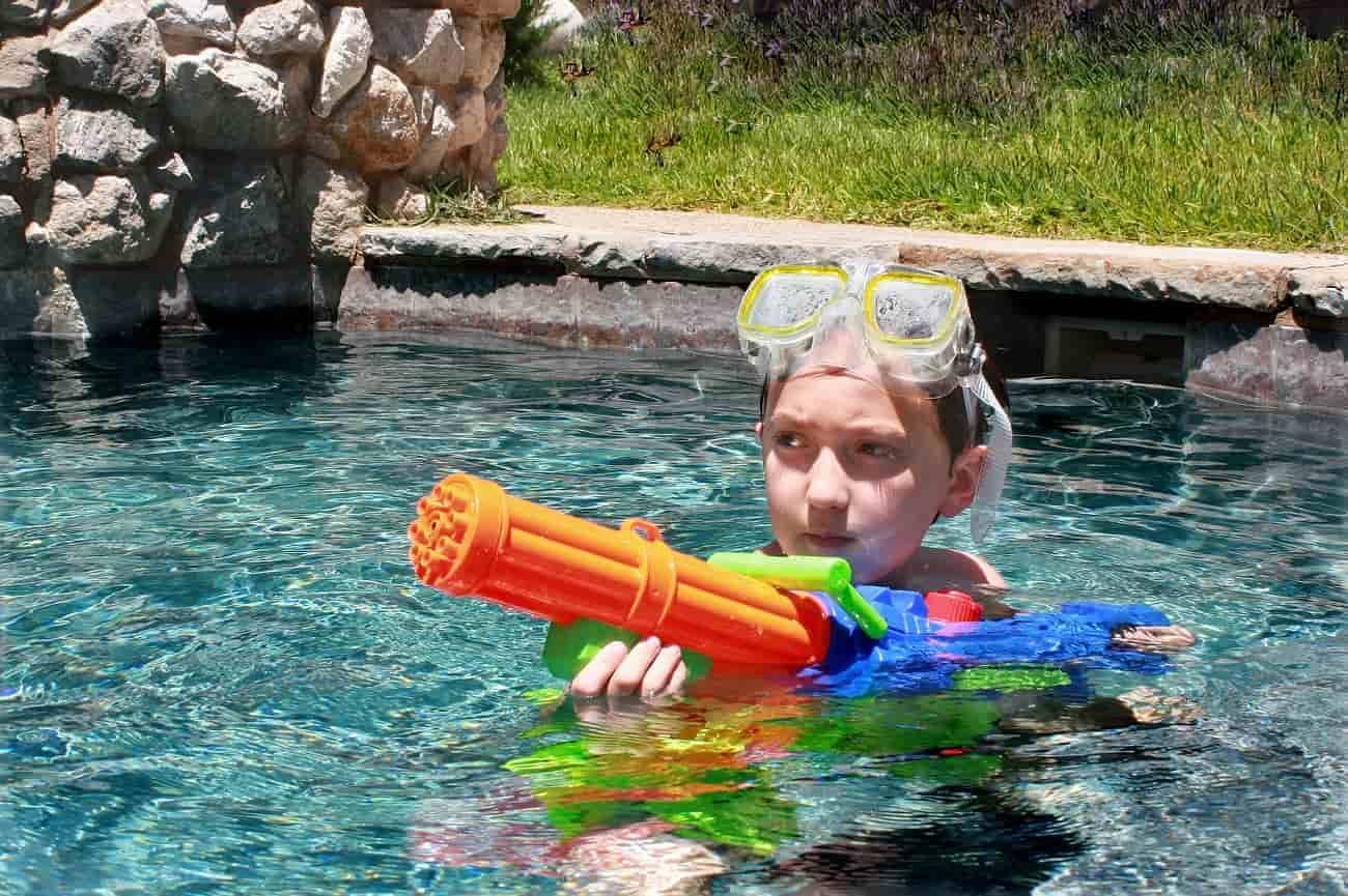 Wasserpistole