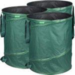 zum Angebot Gartenabfallsack GardenMate 3x 160l