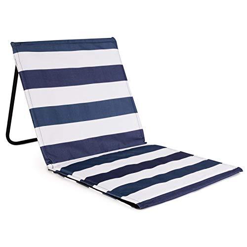 Strandmatte mit Rückenlehne Just be…