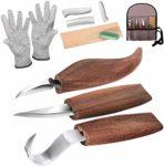 zum Angebot Schnitzwerkzeug Set Holz Jane Choi Holz-Schnitzmesser