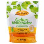 zum Angebot Gelierzucker 3 zu 1 Birkengold Gelier-Birkenzucker Xylit