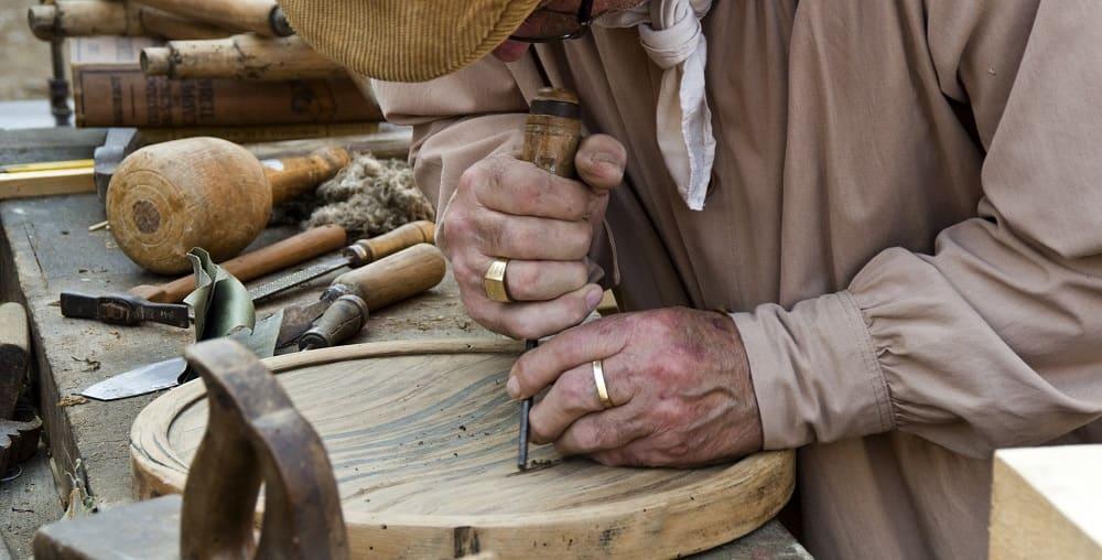Schnitzwerkzeug Set Holz